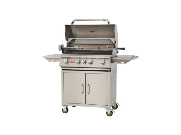 Angus Grill Cart