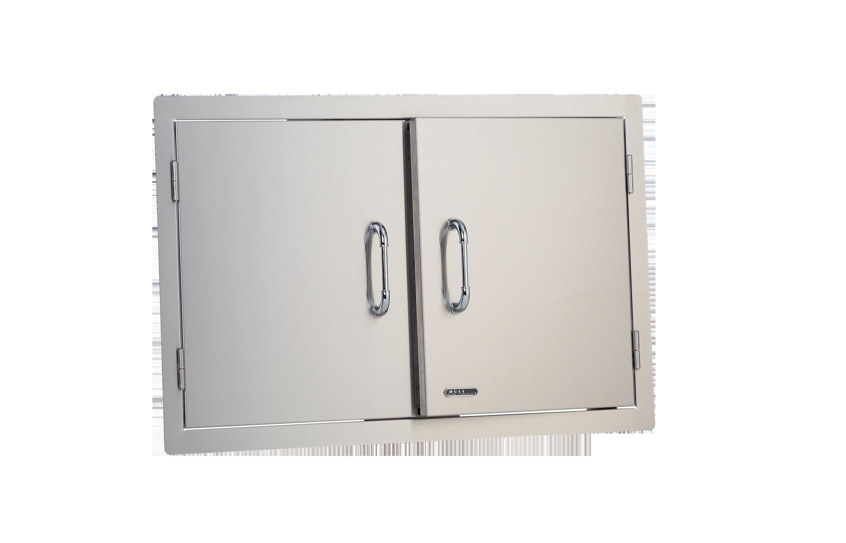 30 Inch Double Door