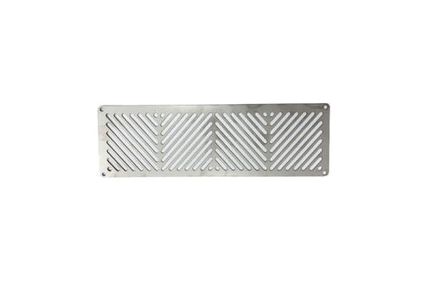 stainless steel outdoor kitchen vent