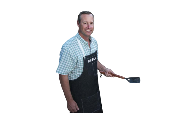Bull Denim Grill Master Apron
